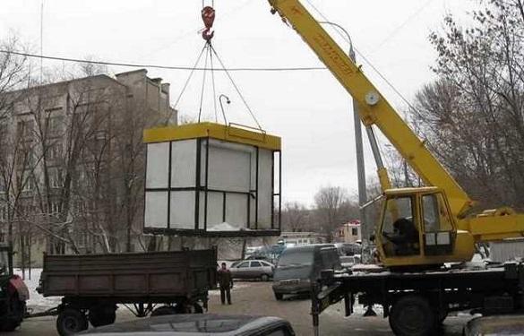 У Черкасах планують демонтувати 15 кіосків
