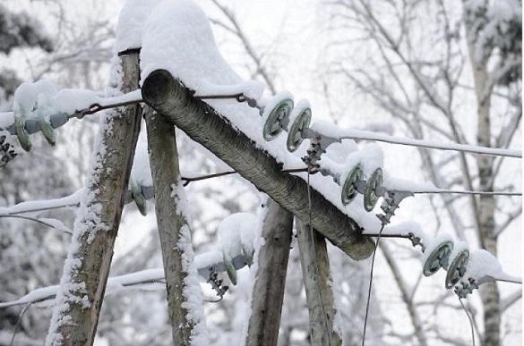 Через негоду на Черкащині знеструмлено 74 населені пункти