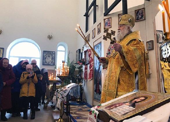На Черкащині освятили новий храм