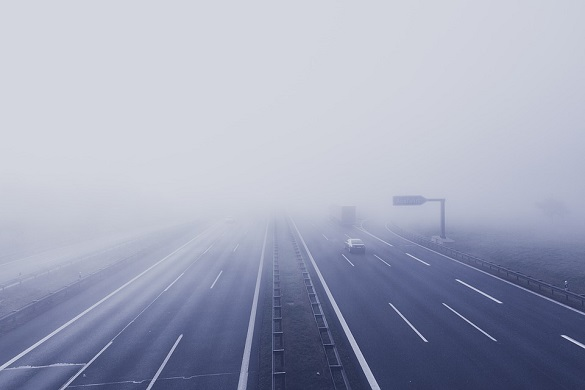 Черкащан попереждають про туман протягом доби