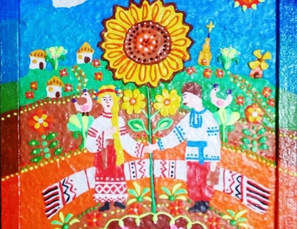 Юні черкасці представили особливі малюнки на конкурсі образотворчого мистецтва (ФОТО)
