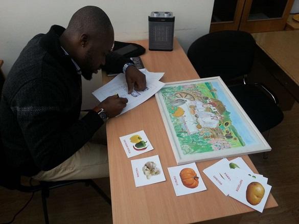 Як студентам черкаського університету із Африки та Близького Сходу вдається вивчити українську