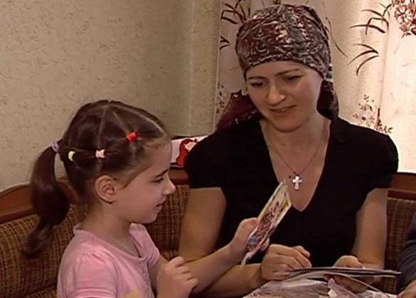 Маленькі черкасці просять допомогти врятувати їхню маму