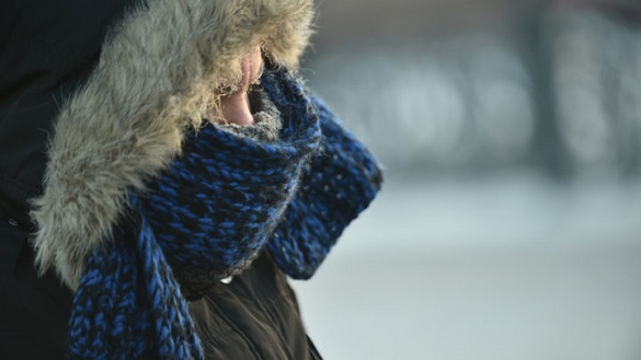 На черкащан чекає найхолодніша ніч лютого
