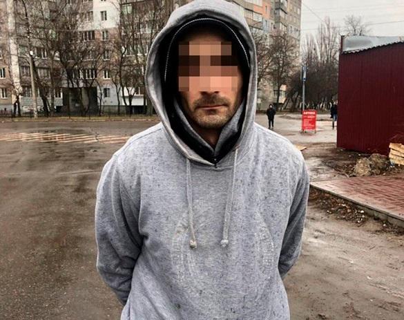 У Черкасах затримали чоловіка, який три роки перебував у розшуку