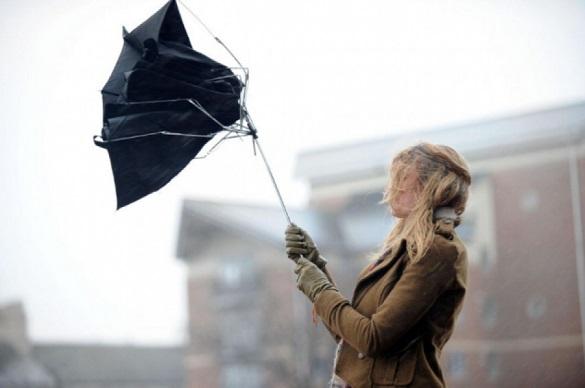 Штормове попередження: на Черкащині очікується сильний вітер