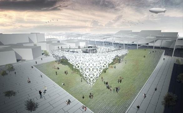 У Черкасах з'явиться архітектура світового зразка (ВІДЕО)
