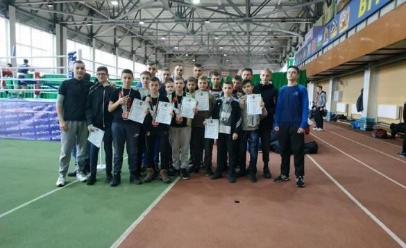Уманські боксери вибороли рекордну кількість нагород на чемпіонаті області