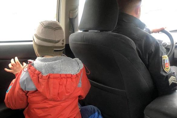 У Черкасах батькам повернули п'ятирічного мандрівника