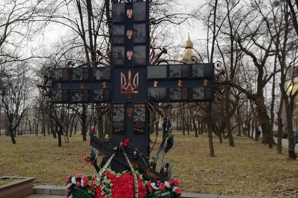 Черкасці вшанували пам'ять борців за волю України (ФОТО)