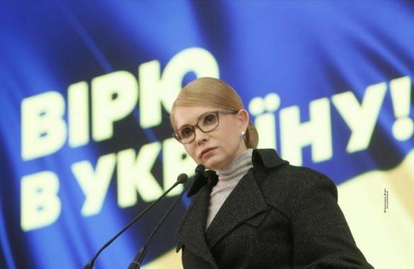 Юлія Тимошенко перемагає на виборах президента – дані анкетування 2,5 млн українців