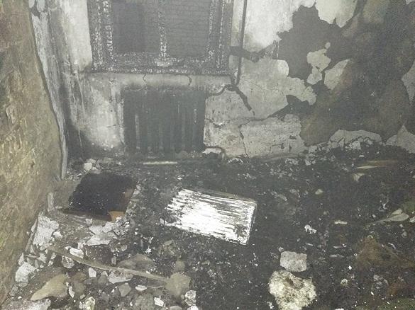 У Черкаському районі під час пожежі загинув чоловік