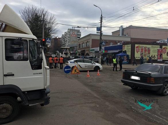 У Черкасах через ремонт перекрили одну з вулиць