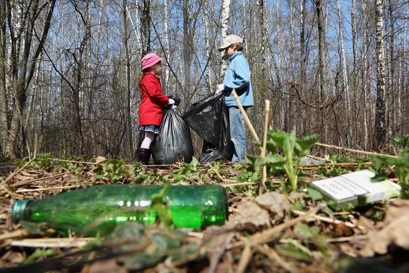 Черкасців запрошують на суботнє прибирання до парку