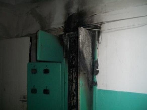 У черкаській багатоповерхівці сталася пожежа