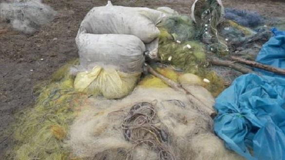 На Черкащині браконьєри наловили риби на майже 40 тисяч гривень (ФОТО)