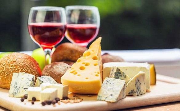 В Умані відбудеться фестиваль сиру і вина