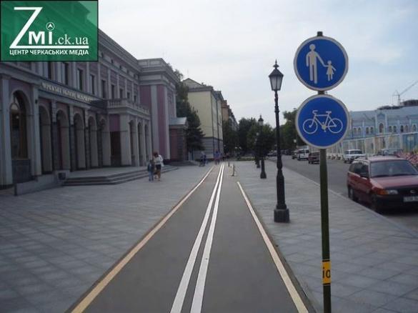 Черкаська мрія: місто, що дружнє до велосипедистів