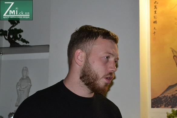 Черкаський активіст Кухарчук залишиться під домашнім арештом