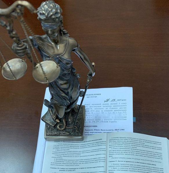 В Черкаській міській раді на повну працює депутатсько-прокурорський тандем