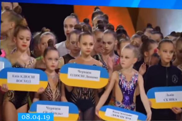 Черкаські гімнастки підкорили міжнародний турнір