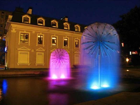 Стало відомо, коли запрацюють черкаські фонтани