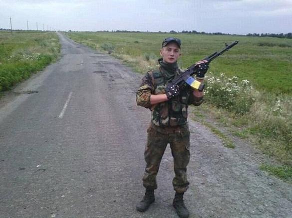 Світла пам'ять: загинув ще один воїн АТО з Черкащини
