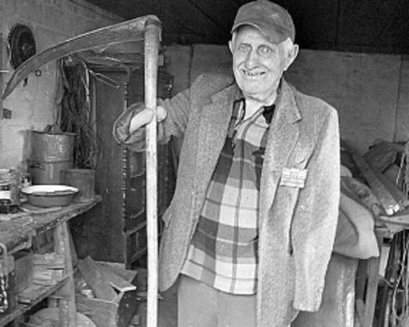 На Канівщині помер 98-річний ветеран Другої світової війни