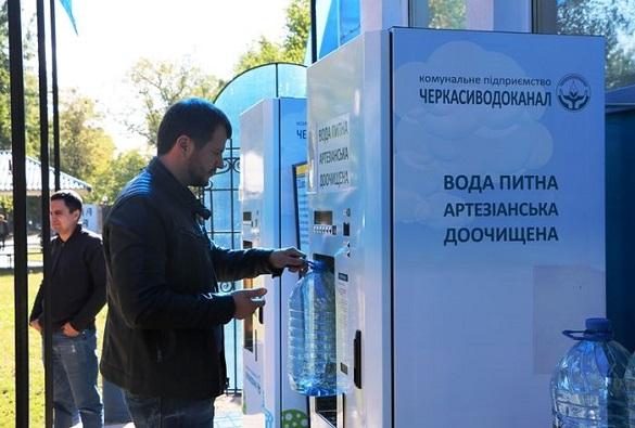 З 1 травня в Черкасах зросте ціна на доочищену питну воду