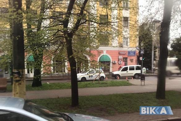 На пішохідному переході в центрі Черкас збили жінку