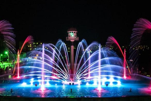 Незабаром в Умані відбудеться відкриття фонтану