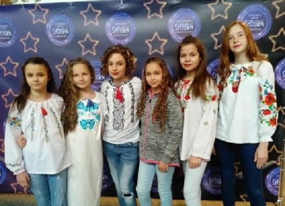 Юна вокалістка з Черкас підкорила престижний конкурс