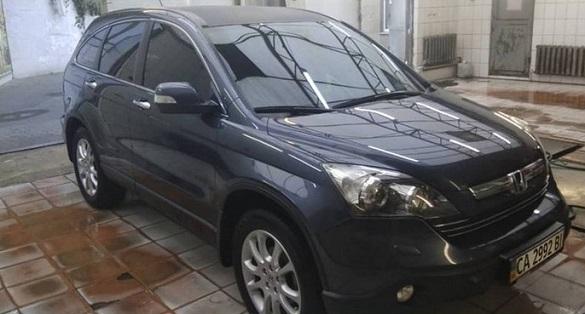 Жителів Черкас просять допомогти у пошуках зниклої автівки