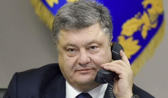 Житель Черкас викликав поліцію через дзвінок від Порошенка