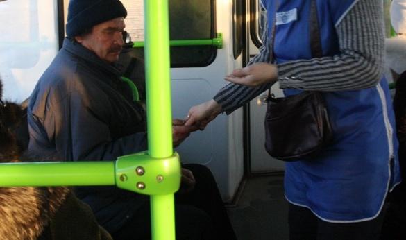 У Черкасах набирає обертів війна між пасажирами автобусів і кондукторами