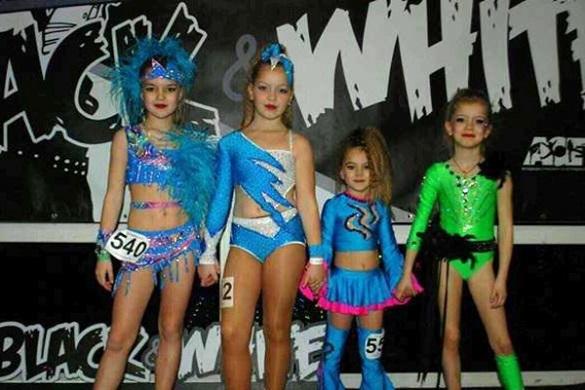 Юні танцівники з Черкас підкорили всеукраїнський конкурс