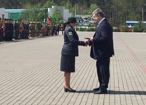 На Черкащину прибув Президент України