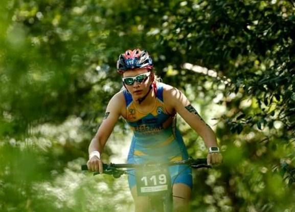 Черкащанка здобула 5 місце на чемпіонаті світу з крос-триатлону