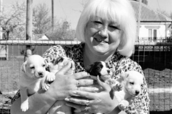 Черкащанка врятувала від загибелі собаку, над якою познущалися нелюди