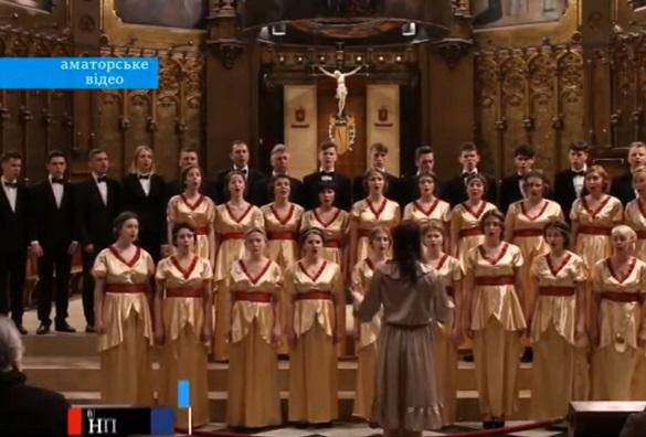 Черкаський хор підкорив міжнародний конкурс (ВІДЕО)
