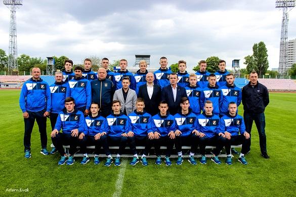 Черкаські футболісти успішно виступають на чемпіонаті України