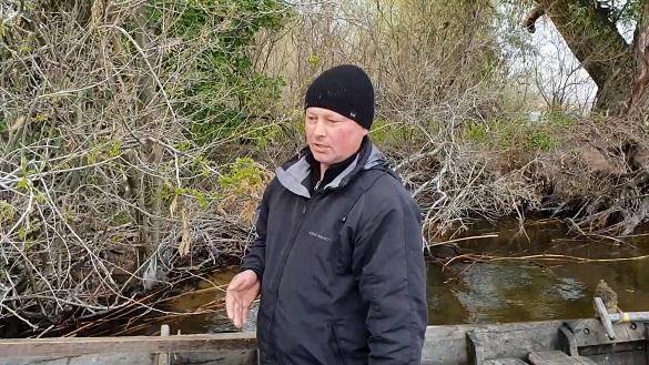 Біля одного з островів Черкащини виловлювали рибу заради науки (ВІДЕО)
