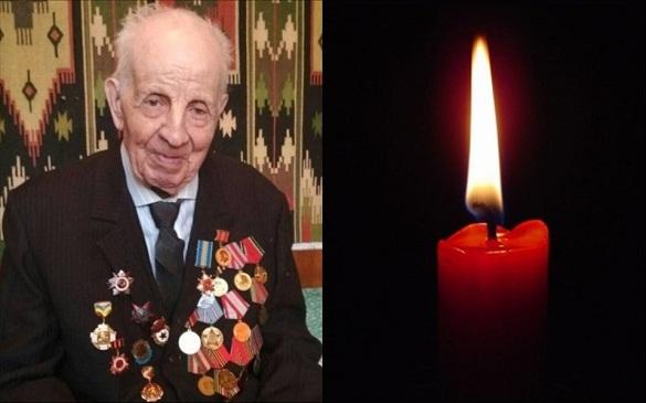 На Черкащині у День перемоги над нацизмом помер ще один ветеран війни