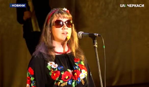 У Каневі відбувся фестиваль талантів для людей з інвалідністю (ВІДЕО)