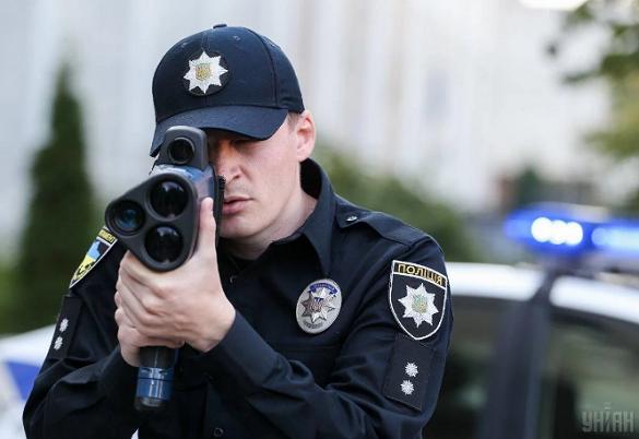 Радари на дорогах: на одній із вулиць Черкас поліція тепер вимірюватиме швидкість