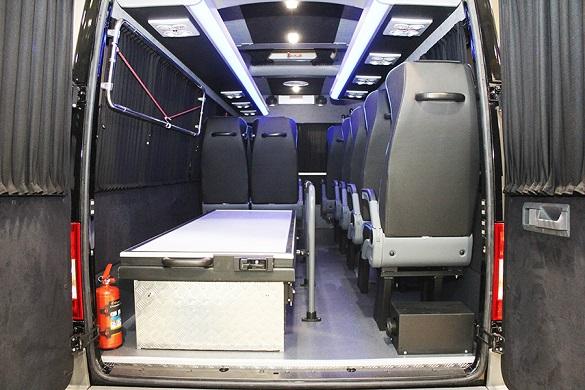 Для Черкас придбали новий ритуальний автобус