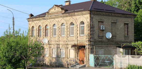 Про них не пишуть в путівниках: старовинні черкаські будівлі 19-20 сторіччя (ФОТО)