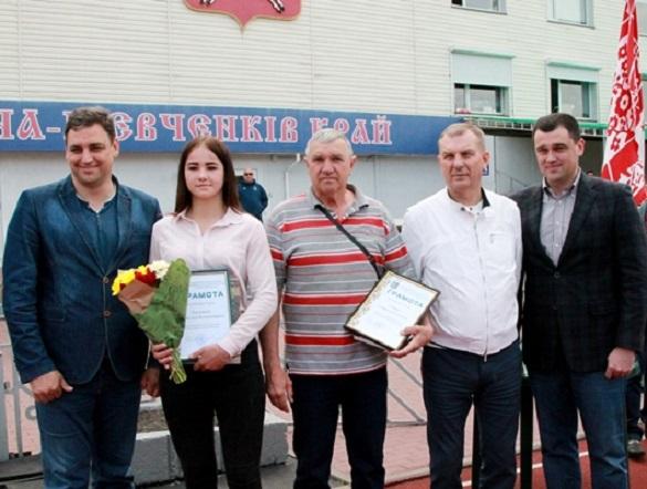 На Черкащині визначили кращу спортсменку місяця