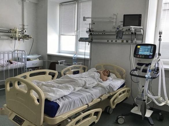 1,2 мільйона на порятунок малюків Черкащини: для обласної лікарні придбали нове обладнання