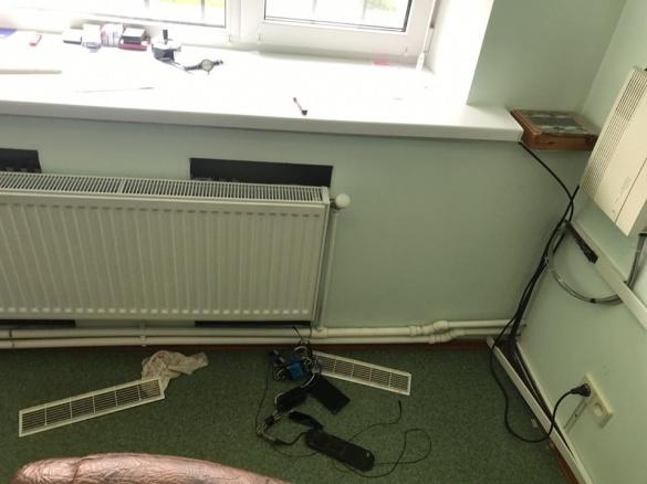 У кабінеті директора черкаського КП знайшли підслуховуючий пристрій (ФОТО)